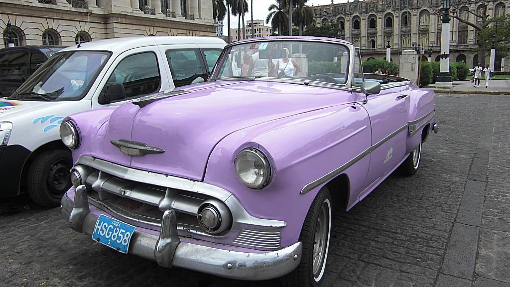 Kuba Autos